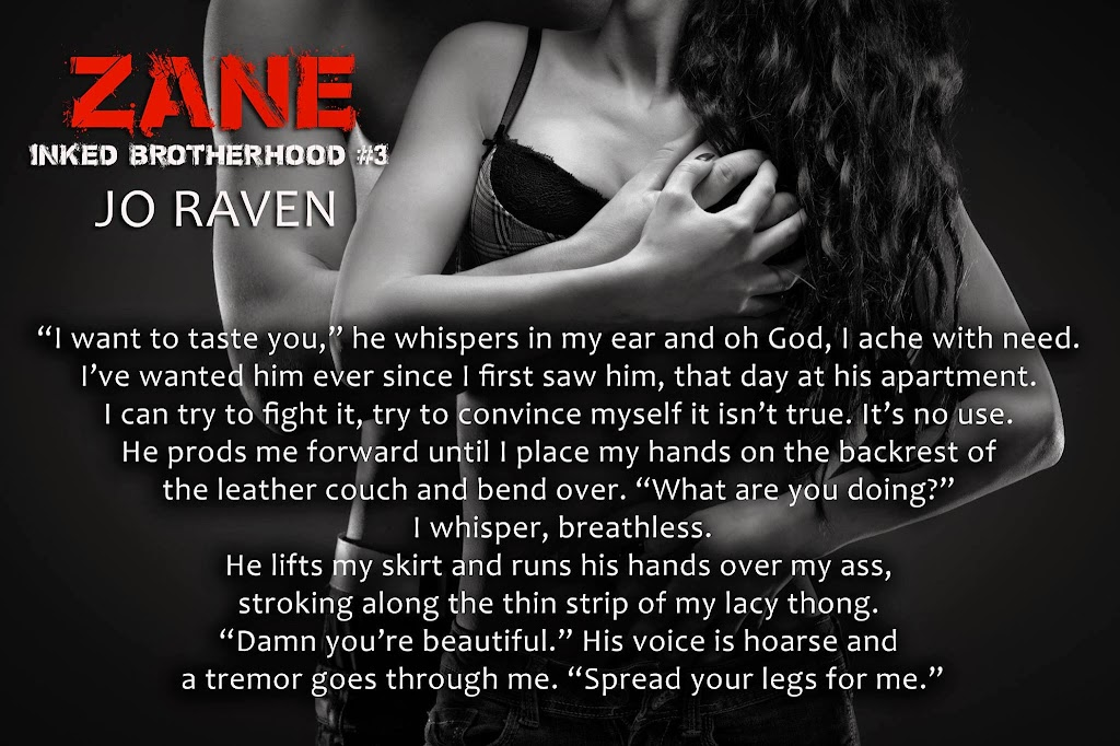 Cover Reveal Zane Inked Brotherhood 3 By Jo Raven Kias Corner