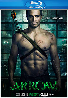 Arrow - 1ª Temporada Completa BluRay 720p Dual Áudio