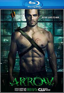 Arrow - 1ª Temporada Completa BluRay 720p Dual Áudio