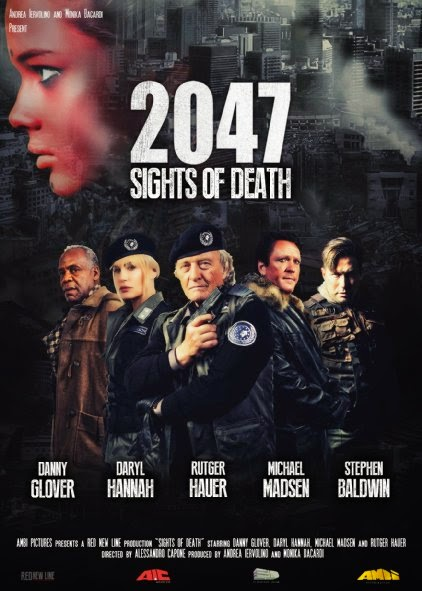 Poster Of English Movie 2047 - Sights of Death (2014) Free Download Full New Hollywood Movie Watch Online At Alldownloads4u.Com