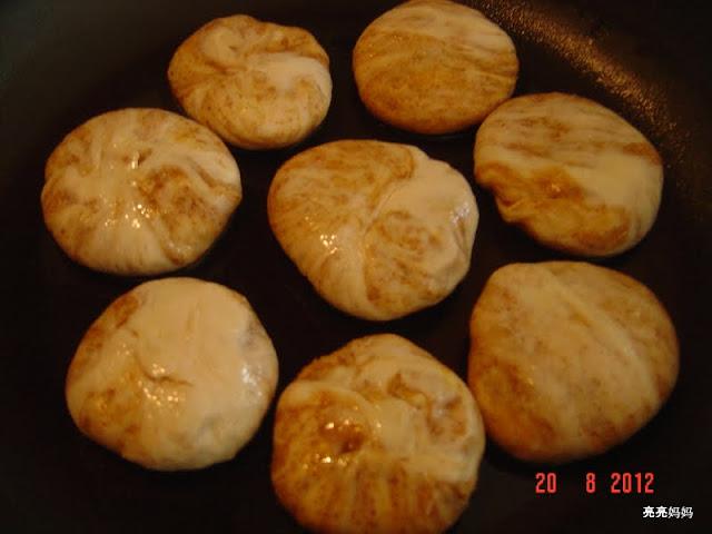 花生酱(芝麻酱)糖烧饼是这样做成的 (多图)zt - Jennifer - 雨夜相思客