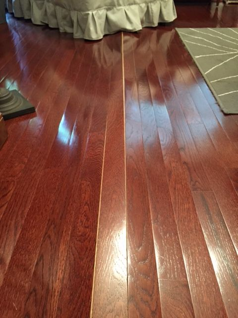 Disastrous Wood Floor Installation Where To Go From Here Texags