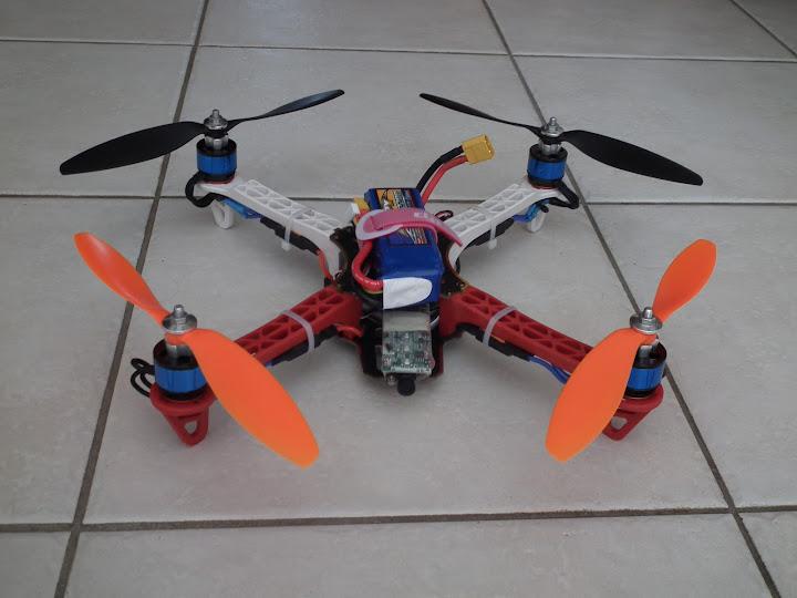 F330 FF devenu Dialfonzo spyder kk2.0 + FPV DSCF2871
