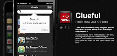 Clueful, descubre que hacen las aplicaciones que tienes instaladas en tu dispositivo iOS