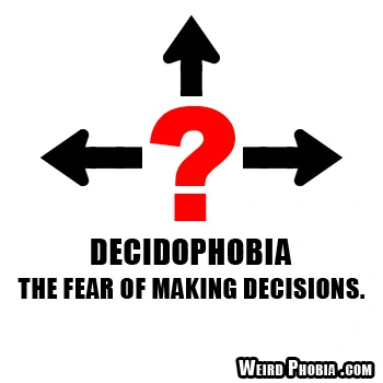 What is Decidophobia? (An Overview)
