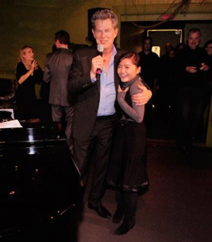 10/29/08 - David Foster's 59th Birthday Party - Bon Appétit Supper Club and Café, New York, NY 2