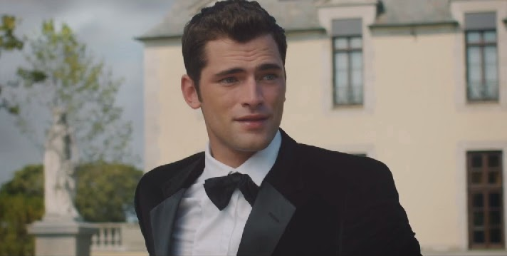taylor swift premieres blank space music video 01, Sean O'Pry