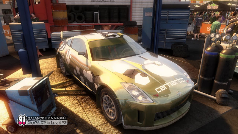 รายการรถกลุ่ม Rally ใน DiRT2 350-01