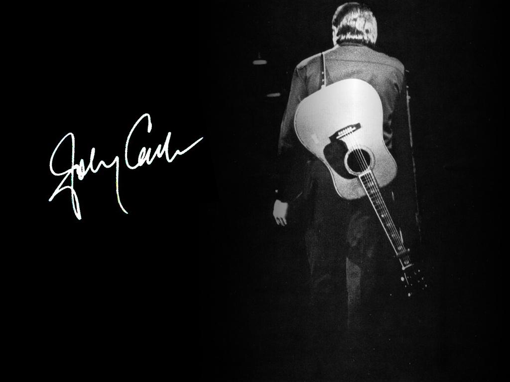 Historiador Do Rock: Wallpapers Johnny Cash