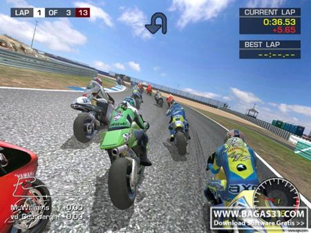 MotoGP 2 - (Rip) 230MB 2