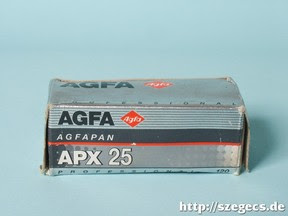 AGFA APX-25