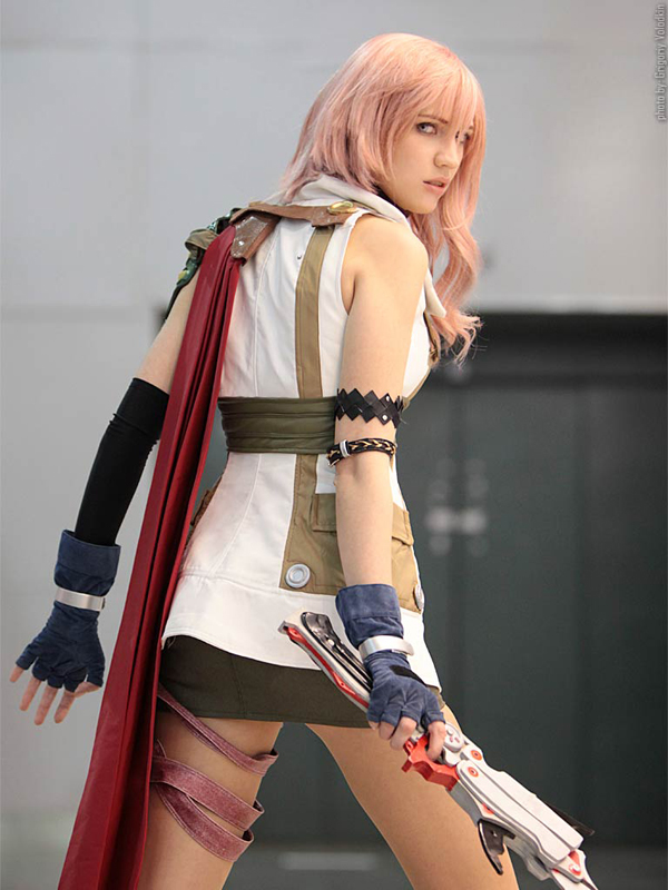 Sexy Lightning Final Fantasy XIII Cosplay 4