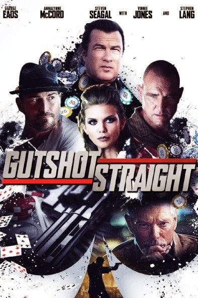 Poster Of English Movie Gutshot Straight (2014) Free Download Full New Hollywood Movie Watch Online At Alldownloads4u.Com