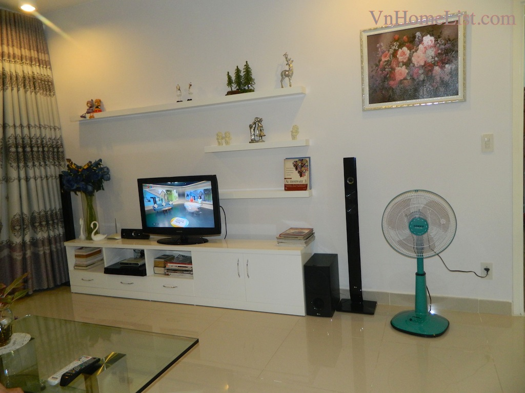 FURNISHED 2 beds Vung Tau Plaza Apartment for Sale