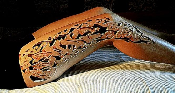 3D Tattoos That Will Boggle Your Mind