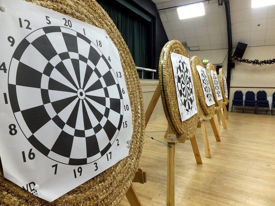 Archery Darts 2015