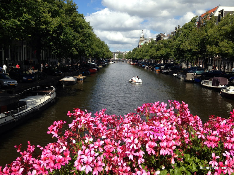 Checked Off My Bucket List: Amsterdam