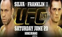 UFC 147 Silva Franklin 2 Online Horarios 23 Junio