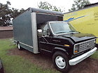 1988 Ford F350 16\' Box Truck Rebuilt Auto Trans 460 V8 New Paint