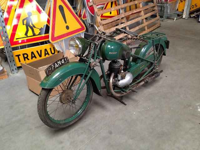 Pneu D Hiver Date >> Restauration Ravat A48 125cc