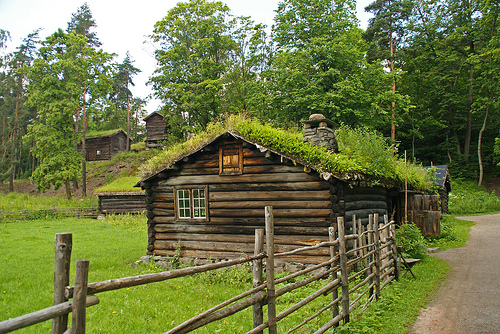 Traditional Craft Roofing Sod Roofs