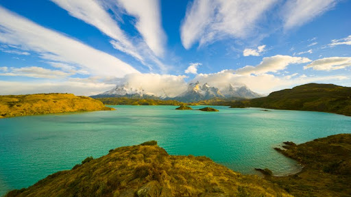 Pehoe Lake, Torres del Paine National Park, Chile.jpg