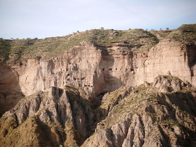 Fortaleza Almohade del Siglo XII Los Algarves