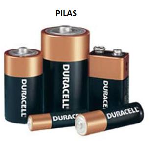 Tecnolog a tema 3 electricidad - Tipos de pilas de boton ...