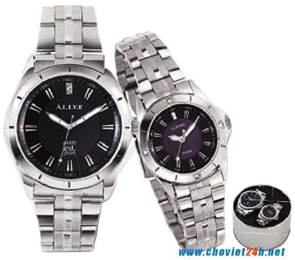 Đồng hồ đôi Sophie Couple Megan - CPU20