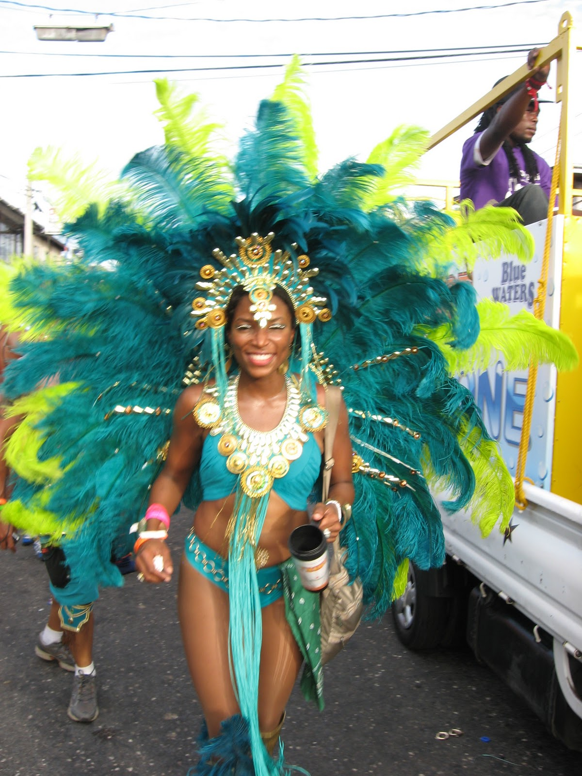 FANTASTIC FESTIVALS - Trinidad & Tobago Carnival