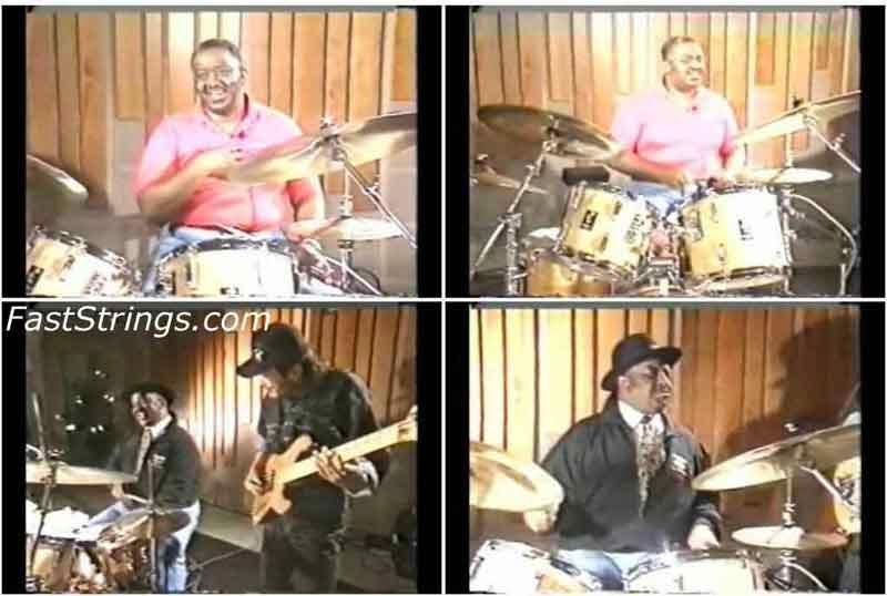 Bernard Purdie - Groove Master