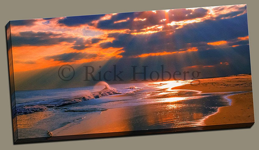 Gallery Wrap Canvas Stretching Services for Paintings or Giclee Prints on Canvas