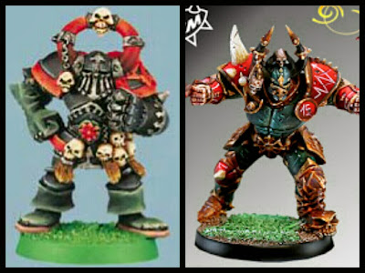 Lord Borak Blood Bowl