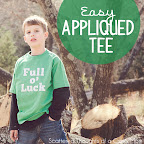 Appliqued Tees for Boys