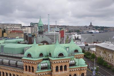rooftops of Göteborg