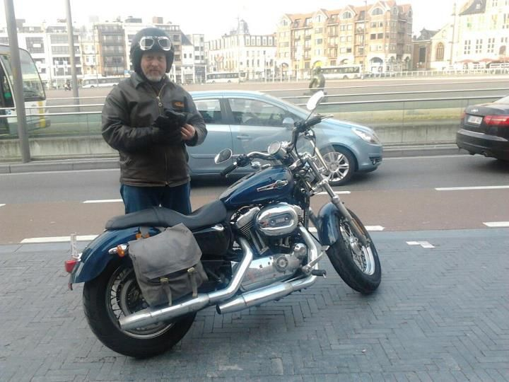 Harley-Davidson XLC de 2012 Foto