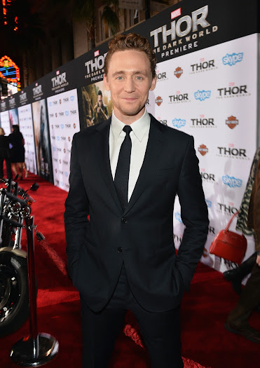 My Thor The Dark World Review & Red Carpet Experience: Tom Hiddleston #ThorDarkWorldEvent