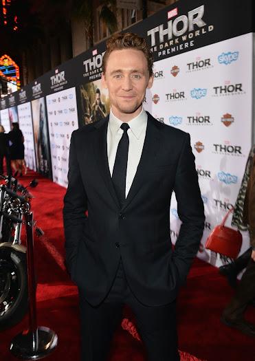My Thor The Dark World Review & Red Carpet Experience: Tom Hiddleston #ThorDarkWorldEvent