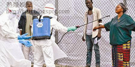 伊波拉病毒疫情肆虐西非多個國家。