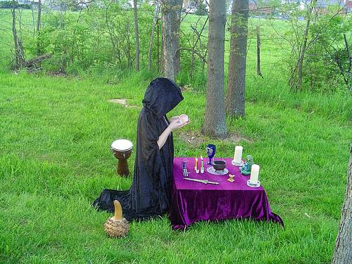 National Geographic Explores Wicca