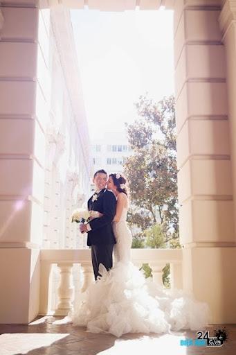 Ảnh cưới của siêu mẫu Ngọc Quyên - 6 Ảnh cưới của siêu mẫu Ngọc Quyên