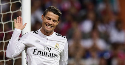 Cristiano Ronaldo faz hat-trick no Real Madrid 5 - 0 Athletic Bilbao (05-10-2014)