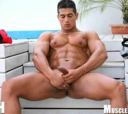 Pepe Mendoza Bodybuilder