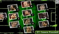Seleccion ideal de la Eurocopa 2012