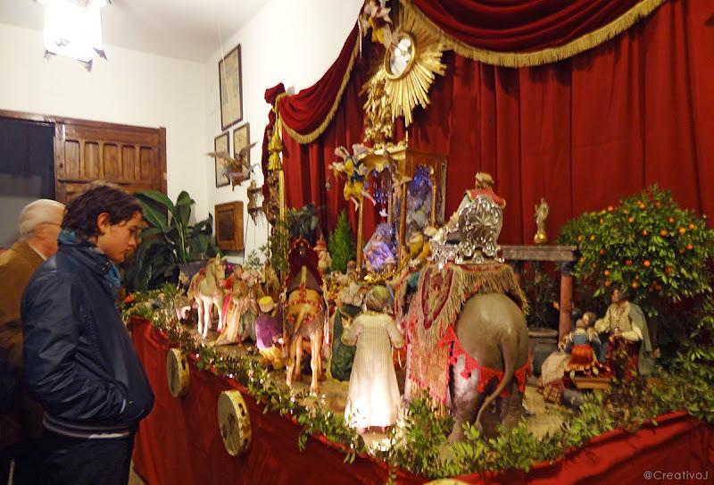 belén, nacimiento, ofrenda, portal, patio, navidad, estrella de navidad, adornos navideños, decoración navideña, turismo, córdoba, patrimonio inmaterial de la humanidad
