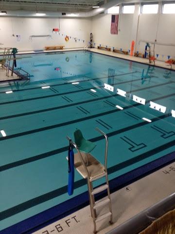 kidding around hubbard pool