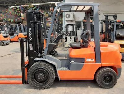 Xe nâng Toyota 3 tấn FDZN30 0934172768