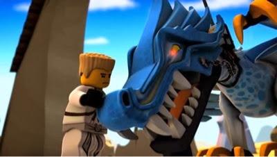 Lego Ninjago: Ice Dragon (Shard)
