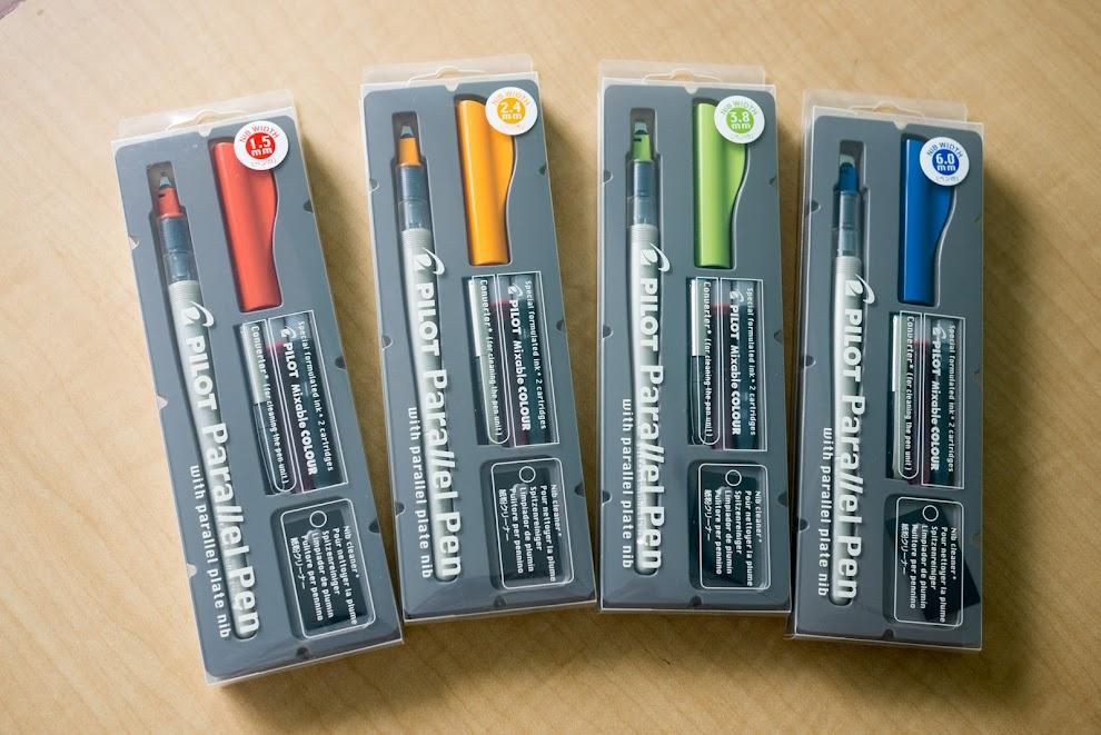 Review Pilot Parallel Pen