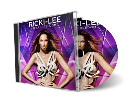 Ricki Lee   Fear and Freedom Ricki Lee – Fear and Freedom